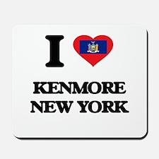 I love Kenmore New York Mousepad