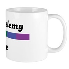 St Barthelemy pride Mug