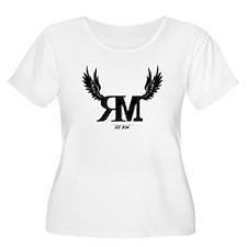 Michigan Runners Plus Size T-Shirt