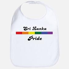 Sri Lanka pride Bib