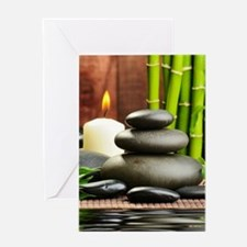 Zen Display Greeting Cards