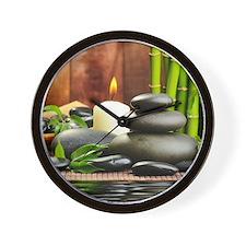 Zen Display Wall Clock