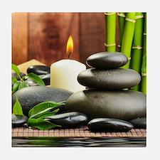 Zen Display Tile Coaster