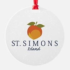 St. Simons Island - Georgia. Ornament
