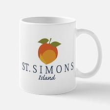 St. Simons Island - Georgia. Mug Mugs