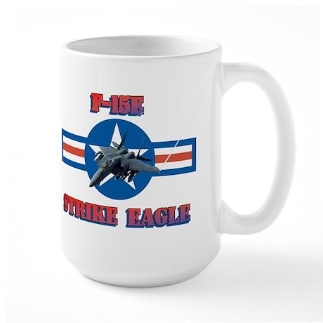 F-15E Strike Eagle Large Mug