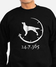 Irish Red and White Setter Jumper Sweater