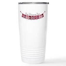 Dear Valentine Travel Mug