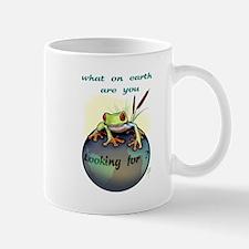 """What on earth...(1)"" Mug"