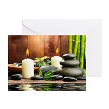 Zen Display Greeting Cards