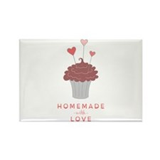 Homemade With Love Magnets