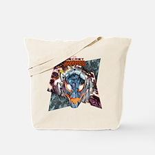 Secret Wars Ultron Tote Bag