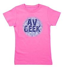 AvGeek Girl's Tee