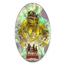 Infinity Gauntlet Decal