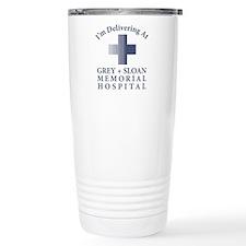 Grey's Anatomy: I'm Del Stainless Steel Travel Mug
