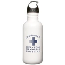 Grey's Anatomy: I'm De Stainless Water Bottle 1.0L
