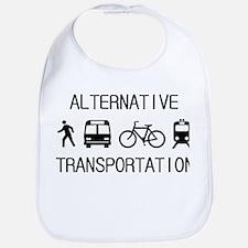 Cute Transportation Bib