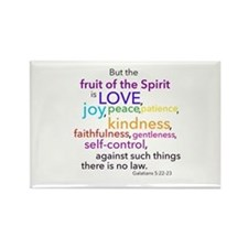 Cute Jesus Rectangle Magnet (10 pack)