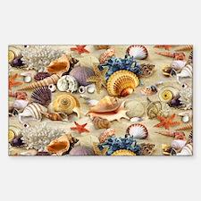 Sea Shells Decal