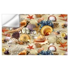 Sea Shells Wall Decal