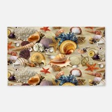Sea Shells Area Rug