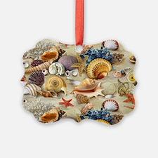 Sea Shells Ornament