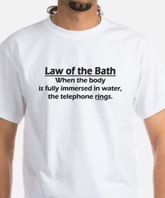 Law of the Bath T-Shirt