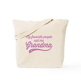 Grandma Tote Bags
