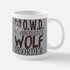 Wolf Mug Mugs