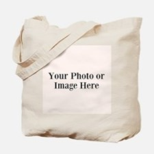 Your Photo or Design Here Tote Bag