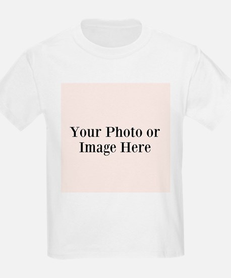 Your Photo or Design Here T-Shirt