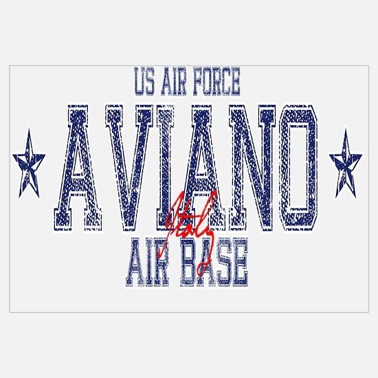 Aviano Air Base Italy