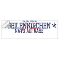 Geilenkirchen NATO Air Base Germany Wall Decal