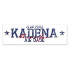 Kadena Air Base Japan Car Sticker