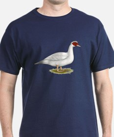 Duck White Muscovy T-Shirt