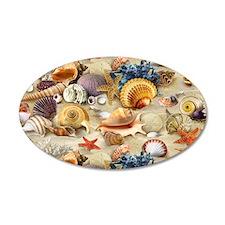 Sea Shells Wall Decal