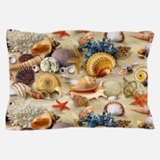 Sea Shells Pillow Case
