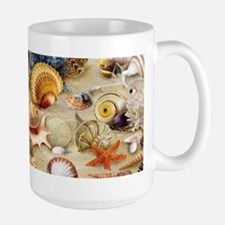 Sea Shells Mugs