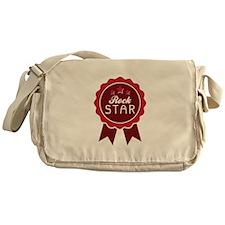 Rock Star Messenger Bag