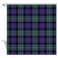 Tartan - Clerke of Ulva Shower Curtain
