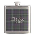Tartan - Clerke of Ulva Flask