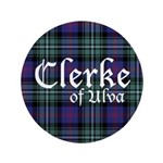 Tartan - Clerke of Ulva Button