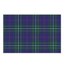 Tartan - Clerke of Ulva Postcards (Package of 8)
