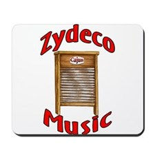 Zydeco Washboard Mousepad