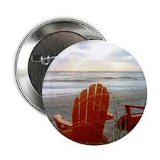 """Beach life 2.25"""" Button"""