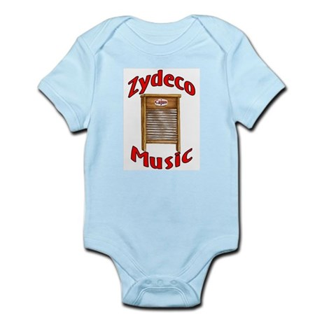 Zydeco Washboard Infant Creeper
