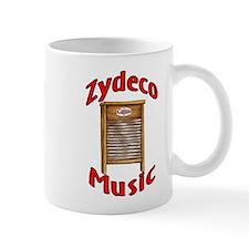 Zydeco Washboard Mug