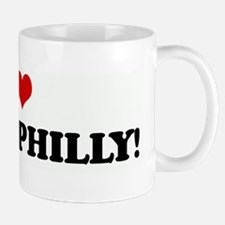 I Love SOUTH PHILLY! Mug
