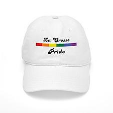 La Crosse pride Baseball Cap