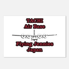 Tachi AB C-130 Japan Postcards (Package of 8)